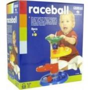 Jucarie cursa cu bile pentru bebelusi Miniland