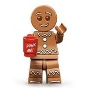 Lego Mini Figure - Series 11 - Gingerbread Man