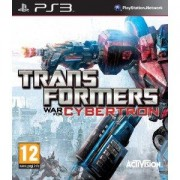 Transformers War for Cybertron PS3