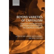 Beyond Varieties of Capitalism by Bob Hancke