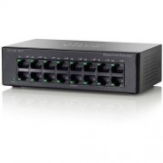 Switch Cisco Small Business SG110-16HP-EU 16 porturi