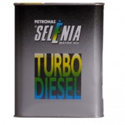 Selenia 10W-40 Turbodiesel 2 Litres Boîte
