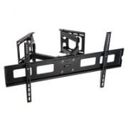 InLine Supporto a muro angolare per Monitor/TV LCD 94-160cm (37-63 pollici)