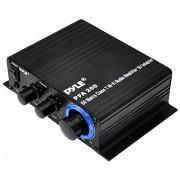 Pyle PFA200 60-Watt Class-T Hi-Fi Audio Amplifier with Adapter