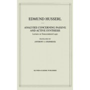 Analyses Concerning Passive and Active Synthesis by Edmund Husserl