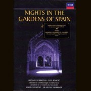 Manuel De Falla - Nights in the Gardens Of Spain (0044007431528) (1 DVD)