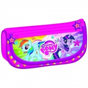Trousse Scolaire - Deux Compartiments - My Little Pony: Friendship Is Magic
