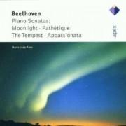 L Van Beethoven - Piano Sonatas (0685738922529) (1 CD)