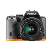 Pentax K-S2 18-50WR (czarno-pomarańczowy) - Raty 20 x 149,95 zł- dostępne w sklepach