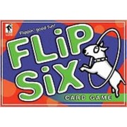 Flip Six Card Game by U.S. Games Ltd.