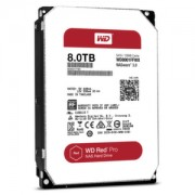 HDD 8TB SATAIII WD Red PRO 128MB for NAS (5 years warranty) WD8001FFWX