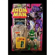 WHIRLING BATTLE ACTION - Iron Man 1995 Marvel Comics Action Figure