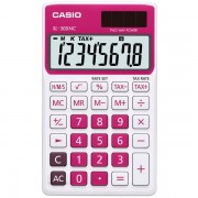 Calcolatrice tascabile SL-300NC RD - SL-300NC RD - 241985 - Casio