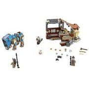 Lego Star Wars Battle of Jakhu 75148