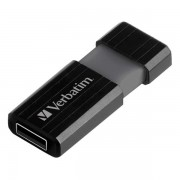 USB 2.0 16GB Verbatim Store 'n' Go PinStripe black (49063)