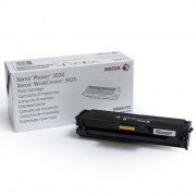 XEROX Cartridge for Phaser 3020, Black (106R02773)