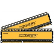 Ballistix Tactical Kit Memoria da 16 GB (8 GBx2), DDR3, 1866 MT/s, (PC3-14900) UDIMM, 240-Pin - BLT2CP8G3D1869DT1TX0CEU