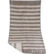 JOOP! Herren Duschtuch 80 x 150 cm grau gestreift
