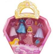 Disney Princess Favorite Moments Sleeping Beauty Mini Doll & Playset by Mattel (English Manual)