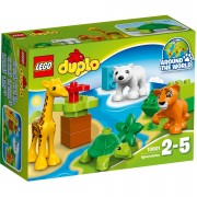 LEGO DUPLO: Baby Animals (10801)