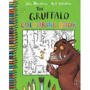 The Gruffalo Colouring Book by Julia Donaldson