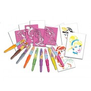 Disney Princesses Blo Blow Pen Airbrush Activity Set Ages 4+