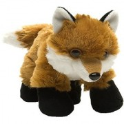 Wild Republic Hug Ems Red Fox Plush Toy