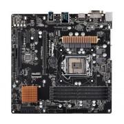 MB, ASRock B150M Pro4S /Intel B150/ DDR4/ LGA1151