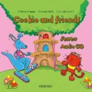Cookie and Friends: Starter: Class Audio CD
