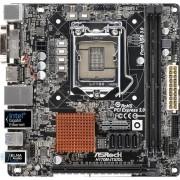 Placa de baza Asrock H170M-ITX/DL Intel LGA1151 mITX