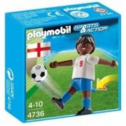 Playmobil Sports & Action 4736 Calciatore Inghilterra