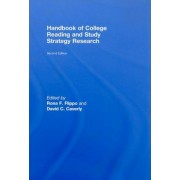 Handbook of College Reading and Study Strategy Research by Rona F. Flippo