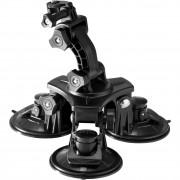 MUVI Suction Mount 3 Cup Pro - profesionální přísavný držák