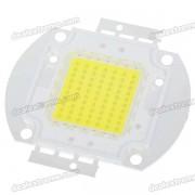 PRIME 70W 5600-Lumen 6500K LED Emitter Metal Plate - White (32~36V)