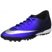 Nike Mercurial Vortex II CR TF, Botas de Fútbol para Hombre, Azul (Azul (Dp Ryl Bl/Mtllc Slvr-Rcr Bl-Bl))