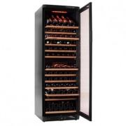 Vinoteca Vinobox 168GC -168 Botellas 2 Temperaturas Negra