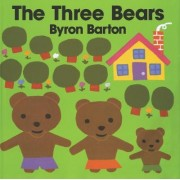 Three Bears by Byron Barton