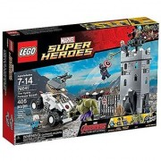 Marvel Lego Super Heroes Avengers The Hydra Fortress Smash Set (76041)