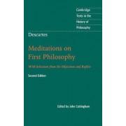 Descartes: Meditations on First Philosophy by John Cottingham