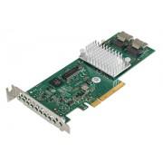 Fujitsu S26361-F3554-L8 SAS-Controller - Serial ATA/600 - PCI Express x8 - Plug-in-Karte - Demoware mit Garantie (Neuwertig, keinerlei Gebrauchsspuren)