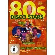Artisti Diversi - 80's Disco Stars Live V1 (0090204779116) (1 DVD)