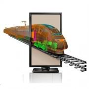 Monitor BenQ BL2710PT, 27'', IPS, 2560x1440, 1 000:1, 5ms, 350cd, D-SUB, DVI, HDMI, DP, USB, pivot, repro