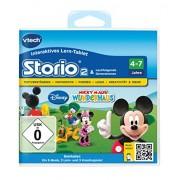 VTech 80-230404 - Storio 2 Tablet di di apprendimento Micky Maus Wunderhaus