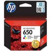 Consumabil HP Cartus 650 Tri-color Ink Cartridge