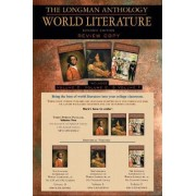 The Longman Anthology of World Literature: v. 2 (D,E,F) by David Damrosch