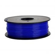 Filament pentru Imprimanta 3D 1.75 mm PLA 1 kg - Albastru Ultramarin