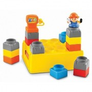 Little People Builders Build n Carry Construction
