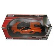 McLaren 650S Spider Orange 1 24 by Motormax 79326