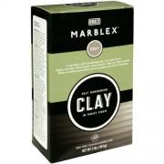 AMACO Marblex Self-Hardening Clay, 2-Pound, Grey