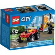 LEGO® City ATV de pompieri 60105